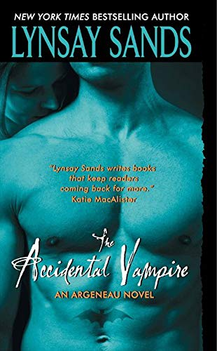 9780061229688: The Accidental Vampire