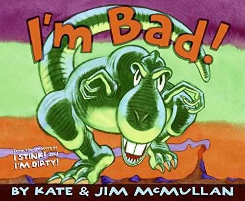 I'm Bad!: Mcmullan, Kate