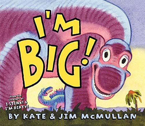 9780061229749: I'm Big!