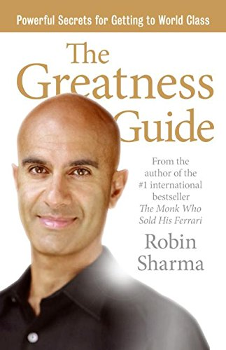 9780061229886: The Greatness Guide: Powerful Secrets for Getting to World Class