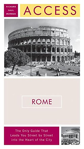 9780061230790: Access Rome, 9th Edition