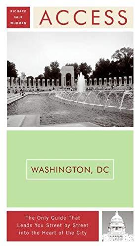 9780061230806: Access Washington, D.C. 10e (Access Guides)