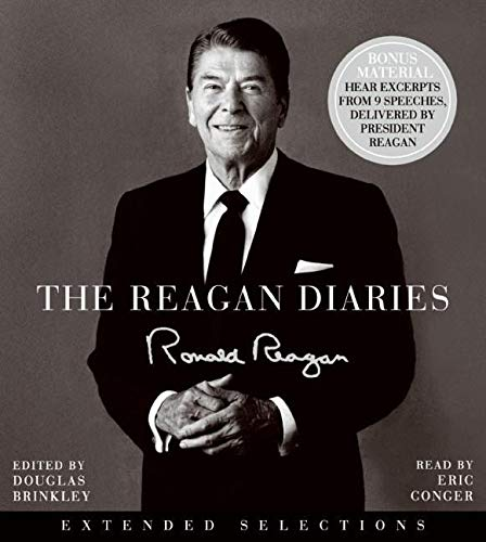 9780061230820: The Reagan Diaries Extended Selections CD