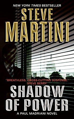 9780061230899: Shadow of Power (Paul Madriani Novels)