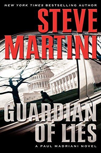 Guardian of Lies: Martini, Steve