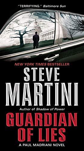 9780061230912: Guardian of Lies: A Paul Madriani Novel (Paul Madriani Novels)