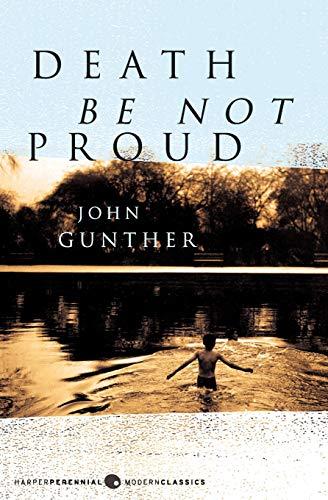 9780061230974: Death Be Not Proud (P.S.)