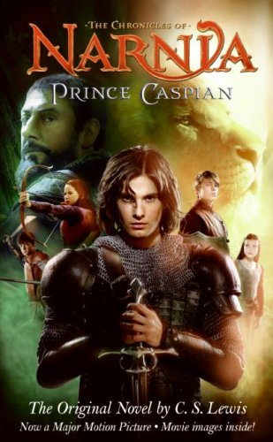9780061231063: Prince Caspian Movie Tie-in Edition (rack): The Return to Narnia