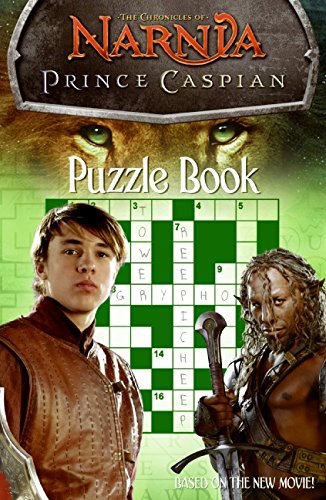 9780061231087: Prince Caspian Puzzle Book (Chronicles of Narnia: Prince Caspian)