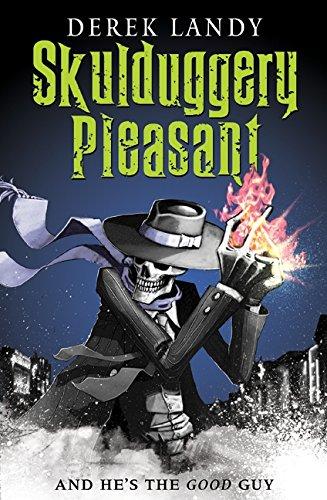 9780061231155: Skulduggery Pleasant (Skulduggery Pleasant - book 1)