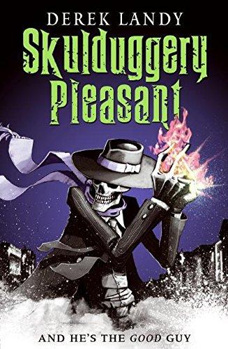 9780061231162: Skulduggery Pleasant