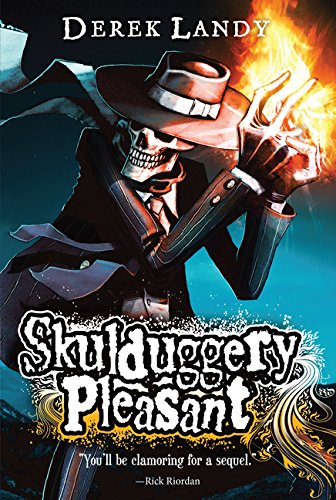 9780061231179: Scepter of the Ancients (Skulduggery Pleasant - book 1)