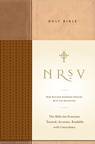 9780061231193: Standard Bible-NRSV
