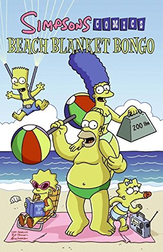 SIMPSONS COMICS : BEACH BLANKET BONGO (Simpsons Comics Compilations)