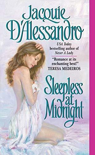 9780061231384: Sleepless at Midnight (Mayhem in Mayfair)