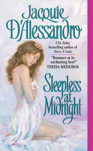 9780061231384: Sleepless at Midnight (Mayhem in Mayfair, Book 1)