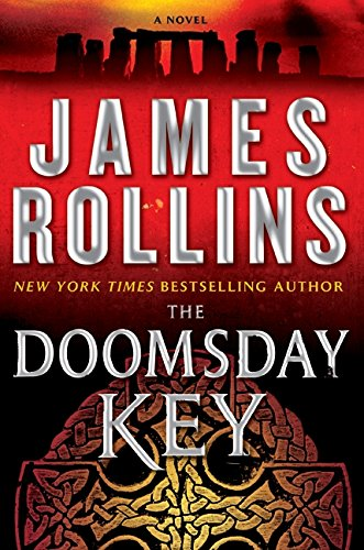 "The Doomsday Key "" Signed "": Rollins, James"