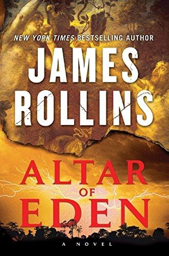 Altar of Eden: Rollins, James