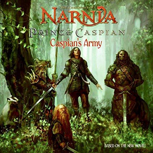 9780061231575: Caspian's Army (Chronicles of Narnia: Prince Caspian)