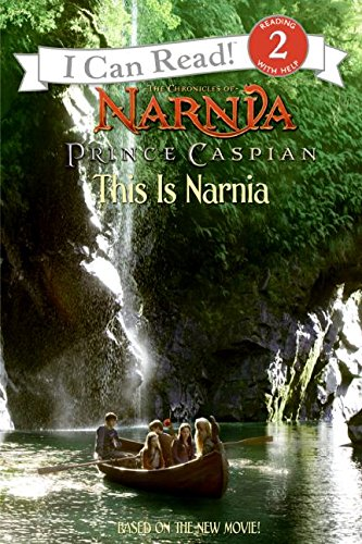 9780061231629: Prince Caspian: This Is Narnia (I Can Read Level 2)