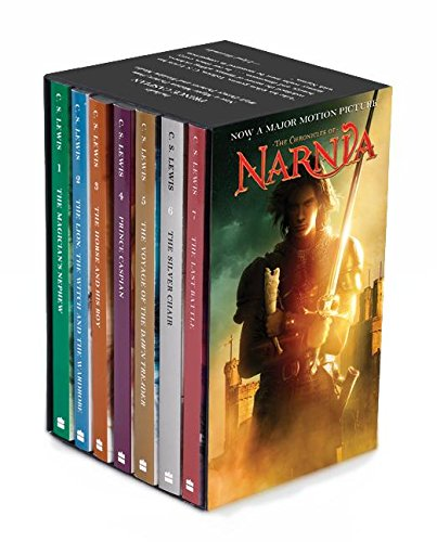 9780061231650: The Chronicles of Narnia, Box Set (7 Volumes, Complete)
