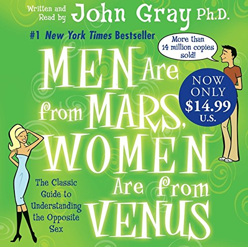 9780061232053: Men Are from Mars, Women Are from Venus