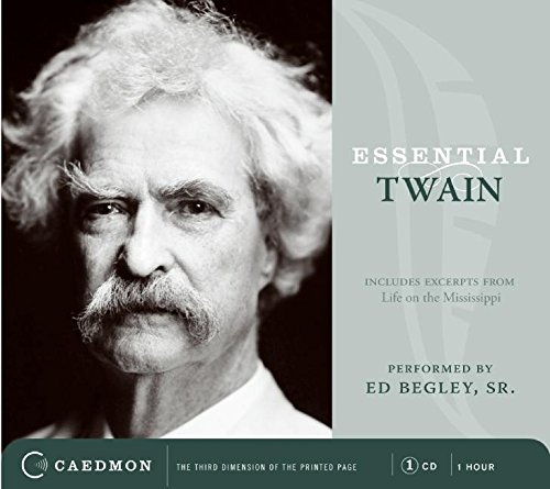 9780061232183: Essential Twain CD (Caedmon Essentials)