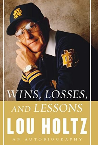 9780061232954: Wins, Losses, and Lessons