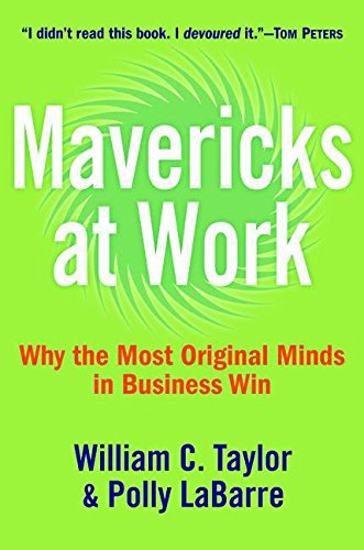 9780061232978: Mavericks at Work [Large Print]