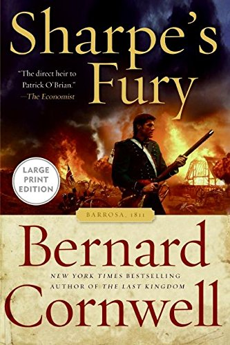 9780061233043: Sharpe's Fury: Richard Sharpe and the Battle of Barrosa, March 1811 (Richard Sharpe Adventure)