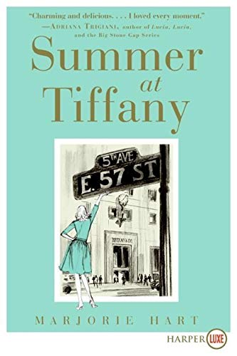 9780061233081: Summer at Tiffany LP