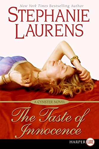 9780061233111: The Taste of Innocence (Cynster Novels)