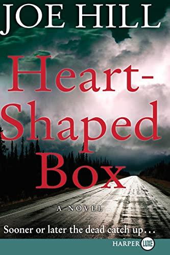 9780061233241: Heart-Shaped Box