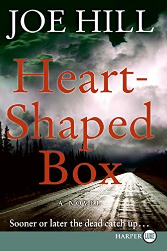 9780061233241: Heart-Shaped Box LP