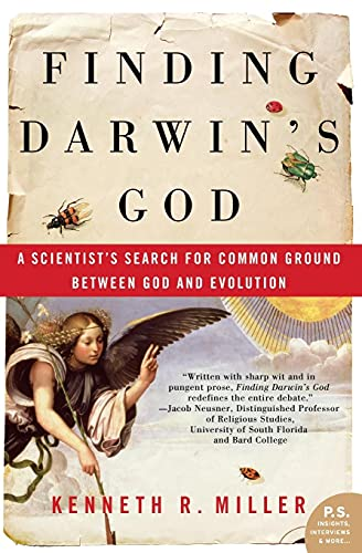Finding Darwin's God: A Scientist's Search for Common Ground Between God and Evolution (...