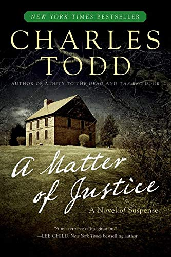 9780061233609: A Matter of Justice (Inspector Ian Rutledge Mysteries)