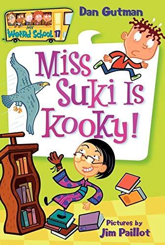 9780061234736: Miss Suki Is Kooky!