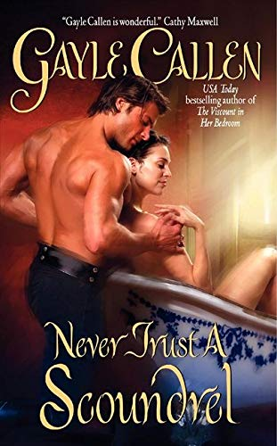 9780061235054: Never Trust a Scoundrel (Sons of Scandal)