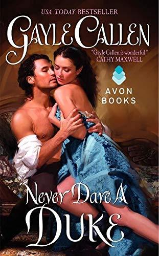 9780061235061: Never Dare a Duke (Sons of Scandal)