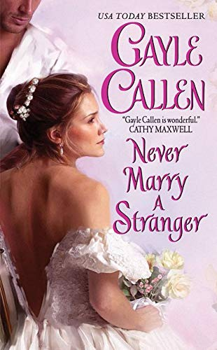 9780061235078: Never Marry a Stranger (Sons of Scandal)