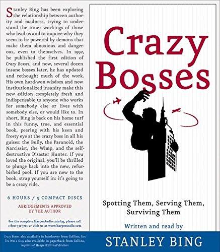9780061235511: Crazy Bosses and Sun Tzu CD