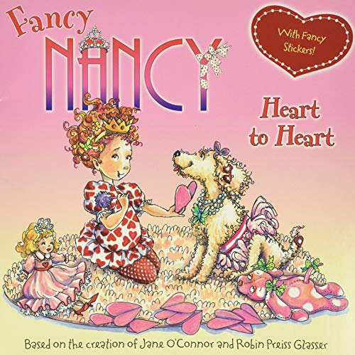 9780061235962: Fancy Nancy Heart to Heart (Fancy Nancy (Promotional Items))