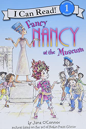 9780061236075: Fancy Nancy at the Museum (I Can Read Book 1)