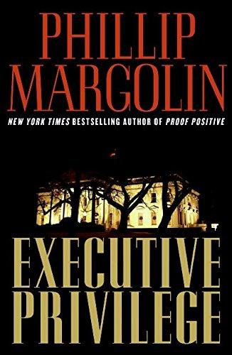 9780061236211: Executive Privilege: A Novel