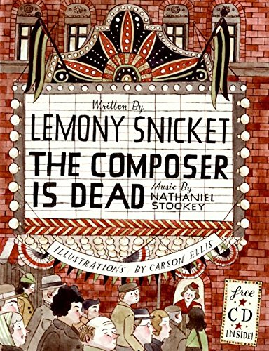 9780061236280: The Composer Is Dead
