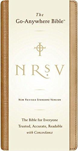 9780061236495: Go-Anywhere Bible-NRSV