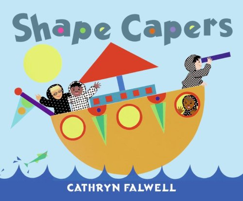 9780061236990: Shape Capers