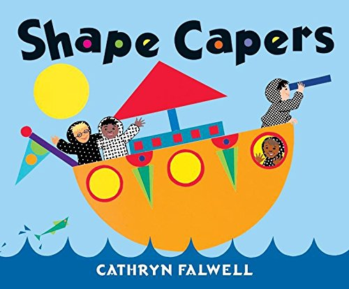 9780061237003: Shape Capers: Shake a Shape