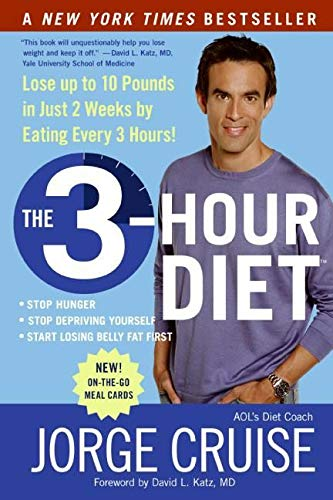 9780061237195: The 3-Hour Diet: Lose up to 10 Pounds in Just 2 Weeks by Eating Every 3 Hours!