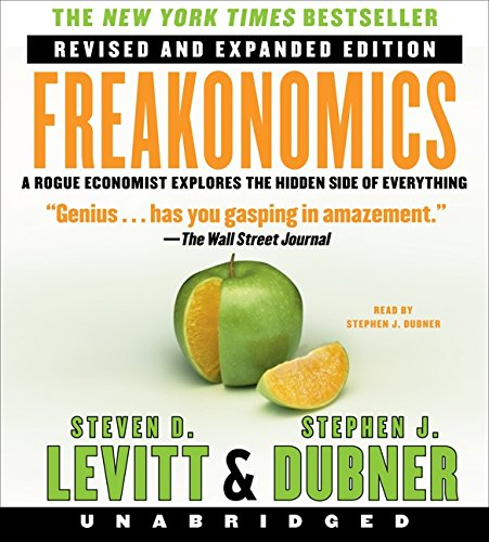 9780061238536: Freakonomics Rev Ed Unabridged CD